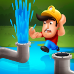 Diggy's Adventure Mine Maze Levels & Pipe Puzzles MOD APK android 1.5.478