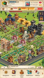 Empire four kingdoms medieval strategy mmo mod apk android 4.11.25 screenshot