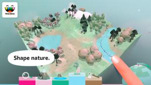 Toca nature mod apk android 2.0 play screenshot