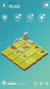 Age of 2048 civilization city merge games mod apk android 1.7.2 screenshot