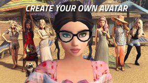 Avakin life 3d virtual world mod apk android 1.051.01 screenshot