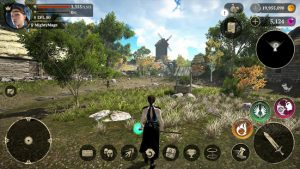 Evil lands online action rpg mod apk android 1.7.2 screenshot