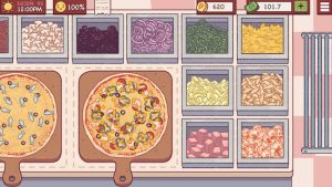 Good pizza, great pizza mod apk android 3.8.4 screenshot