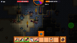 Pixel survival game 3 mod apk android 1.25 screenshot