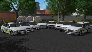 Police patrol simulator mod apk android 1.0.4 screenshot