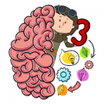 Brain Test 3 Tricky Quests & Adventures MOD APK android 0.30