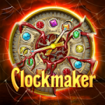 Clockmaker Match 3 Games Three in Row Puzzles MOD APK android 54.0.1