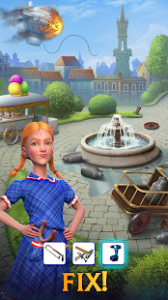 Clockmaker match 3 games three in row puzzles mod apk android 54.0.1 screenshot