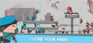 Clone armies tactical army game mod apk android 7.7.8 screenshot