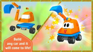 Leo the truck and cars educational toys for kids mod apk android 1.0.64 screenshot