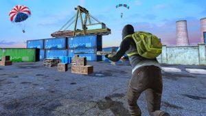 Modern commando strike free shooting games mod apk android 2.4 screenshot