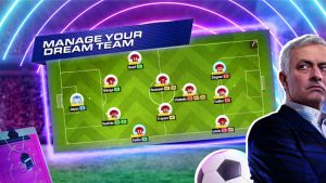 Top eleven 2021 be a soccer manager mod apk android 11.5 screenshot