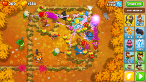 Bloons td 6 mod apk android 26.1 screenshot