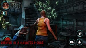 Horror clown survival scary games 2020 mod apk android 1.35 screenshot