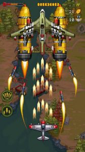 1945 air force airplane games mod apk android 8.61 screenshot