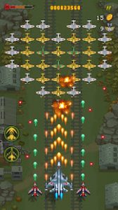 1945 air force airplane games mod apk android 8.73 screenshot