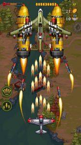 1945 air force classic sky shooting games mod apk android 8.56 screenshot