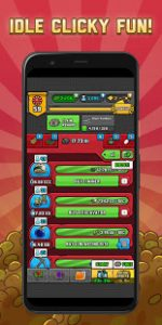 Adventure communist idle clicker mod apk android 6.4.0 screenshot