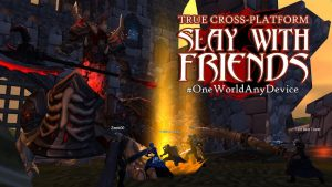 Adventurequest 3d mmo rpg mod apk android 1.74.2 screenshot