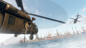 Air force shooter 3d helicopter games mod apk android 26.4 screenshot