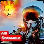 Air Scramble Interceptor Fighter Jets MOD APK android 1.8.0.7