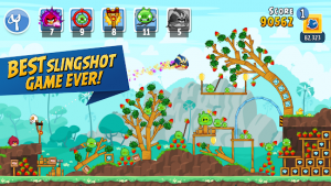 Angry birds friends mod apk android 10.3.0 screenshot