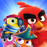 Angry Birds Match 3 MOD APK android 5.1.1
