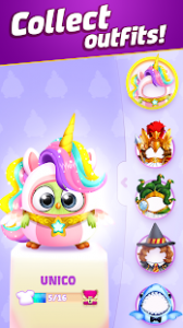 Angry birds match 3 mod apk android 5.1.1 screenshot