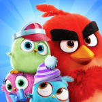 Angry Birds Match 3 MOD APK android 5.2.0