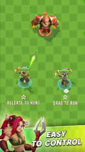 Archer hunter offline action adventure game mod apk android 0.2.7 screenshot
