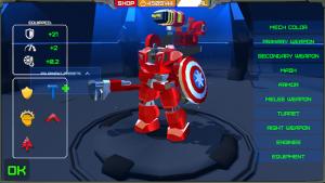 Armored squad mechs vs robots mod apk android 2.4.3 screenshot