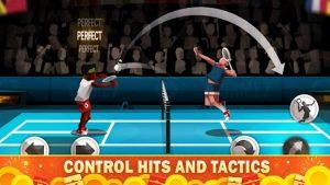 Badminton league mod apk android 5.21.5052.9 screenshot