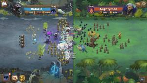 Battle legion mass battler mod apk android 2.1.5 screenshot