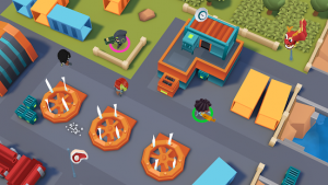 Battlelands royale mod apk android 2.9.2 screenshot