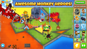 Bloons td 6 mod apk android 27.0 screenshot