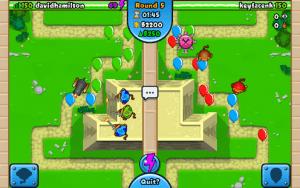 Bloons td battles mod apk android 6.12.1 screenshot