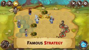 Braveland heroes mod apk android 1.61.8 screenshot