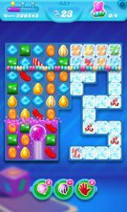 Candy crush soda saga mod apk android 1.197.6 screenshot