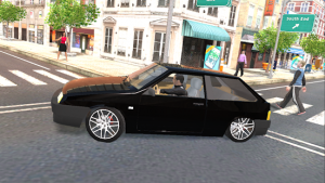 Car simulator og mod apk android 2.61 screenshot