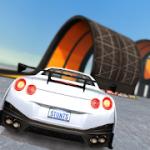 Car Stunt Races Mega Ramps MOD APK android 2.1.2