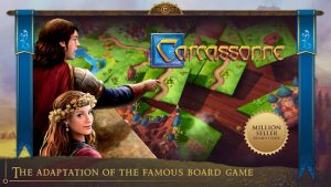 Carcassonne official board game tiles & tactics mod apk android 1.10 screenshot