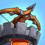 Castle Defender Hero Idle Defense TD MOD APK android 1.9.0
