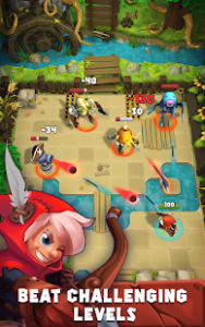 Combat quest archer action rpg mod apk android 0.12.0 screenshot