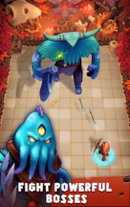 Combat quest archer action rpg mod apk android 0.14.0 screenshot