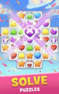 Cookie jam match 3 games connect 3 or more mod apk android 11.65.101 screenshot