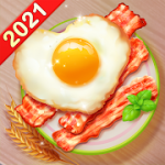 Cooking Frenzy Restaurant Cooking Game MOD APK android 1.0.53
