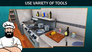 Cooking simulator mobile kitchen & cooking game mod apk android 1.102 screenshot