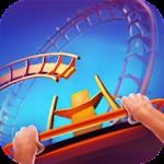 Craft & Ride Roller Coaster Builder MOD APK android 1.3.7