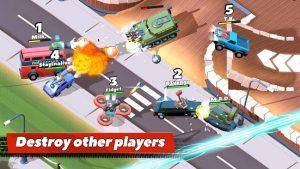 Crash of cars mod apk android 1.5.12 screenshot