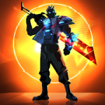Cyber Fighters League of Cyberpunk Stickman 2077 MOD APK android 1.11.60